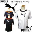 【50%OFF】【ジュニア】PUMA(プーマ)FDジュニア半袖プラクティスシャツ【RCP】