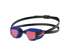 SWANS(スワンズ) SR72MMITP VALKYRIE NAV/R(822)(水泳 プール ゴーグル 用品 メンズ レディース ジュニア キッズ 子供 用品 スイム スイミング)