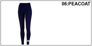 【即納】プーマ(PUMA)ESSロゴレギンス(レディースウィメンズ女性スパッツタイツパンツズボントレーニングスポーツウェアカジュアル黒ブラックグレー)853888【RCP】