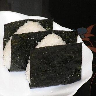 Premium Sushi's roasted / high grade green tea shipped set pine sushi hit 5 pledge 50 sheets (10 sheets x5 bag) high grade green tea 100 g