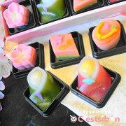桃の節句♪おひな祭り期間限定上生菓子詰め合わせ5個入♪