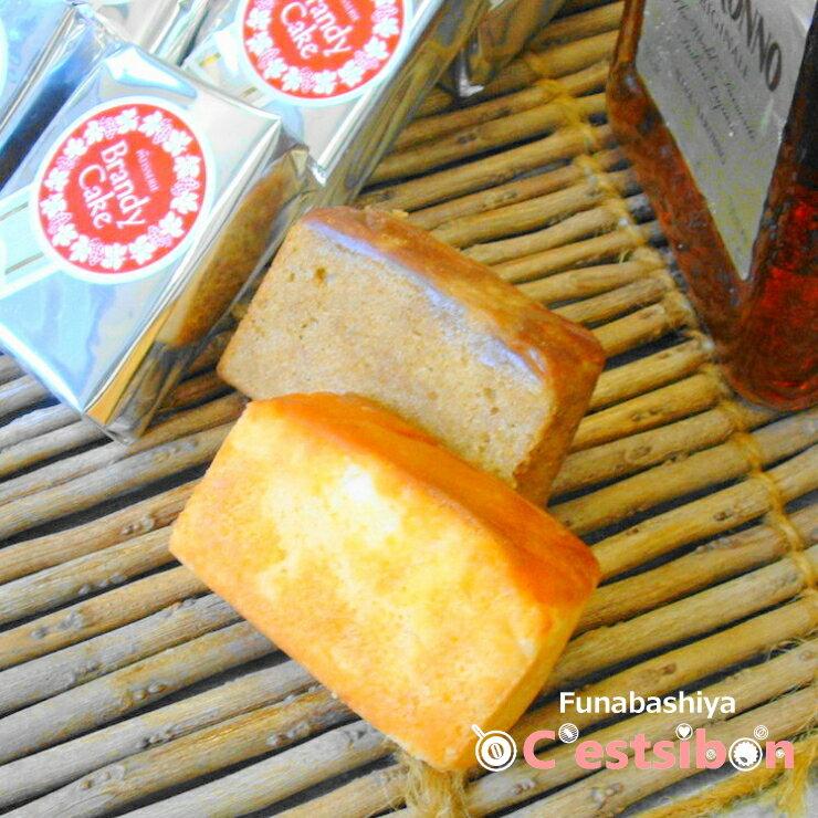 セシボン-C'estsibon-ブランデーケーキ(ショート)コーヒー【冷蔵】【船橋屋】【瀬止凡】