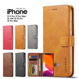 スマホケース iPhone 12 mini iPhone12 12 Pro iPhone 12 Pro Max 11 11 pro iPhone11 Pro Max ケース 手帳型 iphone 12 pro max カバー ビジネス アイフォン11ケース シンプル iphone11 proケース スタンド機能 アイフォン12 プロマックスケース iPhone 11ケース