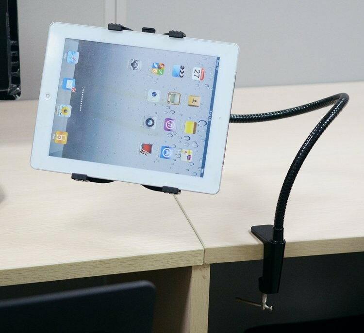 iPadスタンド タブレット任意で設定できるフレキシブルアーム RIMI