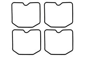 送料無料! 【S 168 x4】 4枚 CVキャブレター フロートパッキン 純正品番 92055-1222 に対応ゼファー400χ ZRX400 GPZ400F 250TR Dトラッカー (CHERRY)