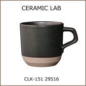 マグカップ磁器セラミック日本製コーヒータイムカップ電子レンジ使用可キッチン食洗器使用可【KINTOスモールマグブラックCLK151-29516】