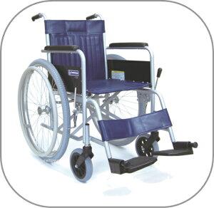 車椅子/カワムラサイクルスチール製車いす KR-801N-ソフト 座幅42cm【折りたたみ式 背折れナシ】介助ブレーキナシベーシックタイプ:室内 施設内向けSPL%OFF 敬老の日