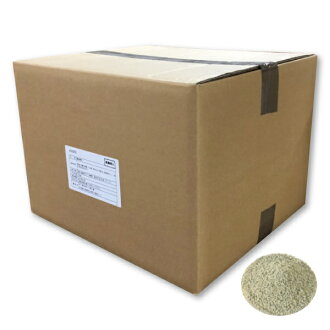 Use of 15 kg/case of Matcha powder for Matcha granule duties. The green granule which a flavor of the Matcha resists.