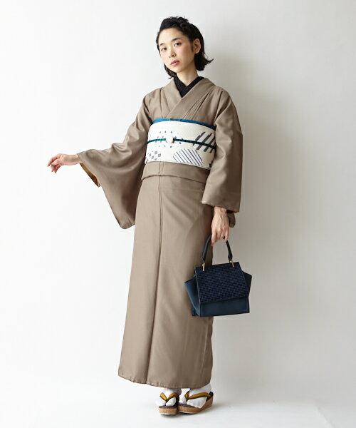 【通販限定商品!】「色無地」レディース 婦人 小紋 きもの kimono 結婚式 入学式 卒業式 パーティー 2次会 仕立て上がり プレタ フリーサイズ レトロ モダン おしゃれ着 華やか 和色 和装 和服 洗える着物 送料無料