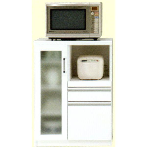 【ポイント超増量&クーポン】 レンジ台 キッチン収納家電収納 完成品 70cm幅「トップA」 送料無料