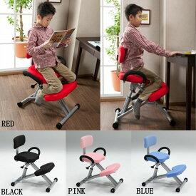 バランスチェア スタイルチェア スマートSラインチェア 姿勢の良くなる椅子 PRO-461 背付き ガス圧 キャスター付き 送料無料