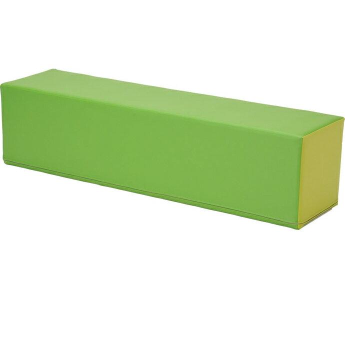 キッズコーナー マンモスブロック(単品) ブリッジ BM-10/日本製 室内 遊具 大型 ブロック 【ワークス】