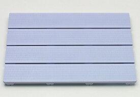 【ハードすのこ】東プレ 清潔・長持ち樹脂製すのこ HARD SUNOKO 4060 幅60×奥行40cm ブルー_