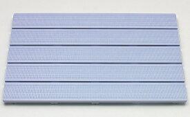 【送料無料ハードお風呂すのこ】東プレ 清潔・長持ち樹脂製すのこ HARD SUNOKO 5080 幅80×奥行50cm ブルー スノコ_