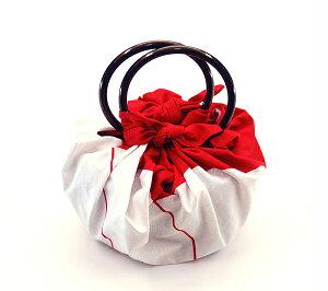 いちごバッグ 風呂敷&リングセット「ハレ包み」 敬老の日 かわいい おしゃれ