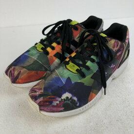 【古着】 adidas アディダス スニーカー ZX Flux 'floral Torsion City Pack'? マルチカラー メンズ28.0cm 【中古】 n021682