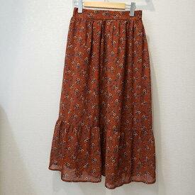 RAY CASSIN FAVORI レイカズンフェバリ ロングスカート スカート 【USED】【古着】【中古】10002261