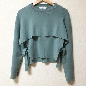 FEMIND TOKYO フェマイントウキョウ 長袖 ニット、セーター 【USED】【古着】【中古】10004331