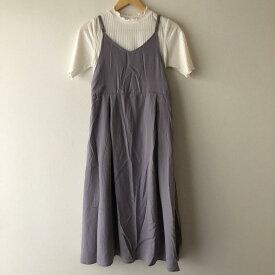 RAY CASSIN FAVORI レイカズンフェバリ ロングスカート ワンピース セット品【USED】【古着】【中古】10009959