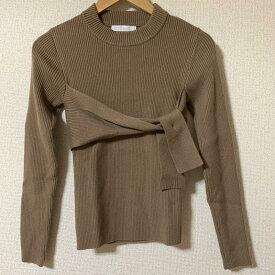 FEMIND TOKYO フェマイントウキョウ 長袖 ニット、セーター 【USED】【古着】【中古】10010237