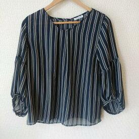 COLZA コルザ 七分袖 シャツ、ブラウス 【USED】【古着】【中古】10010732