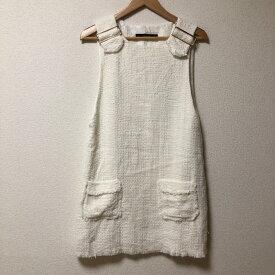 ZARA BASIC ザラベーシック ミニスカート ワンピース One-Piece Mini Skirt, Short Skirt【USED】【古着】【中古】10010767