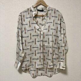 ZARA BASIC ザラベーシック 長袖 シャツ、ブラウス Shirt, Blouse 【USED】【古着】【中古】10011598