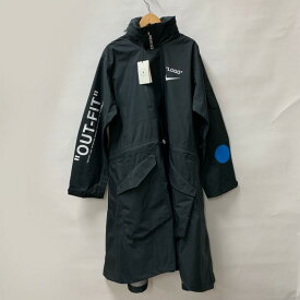ナイキ NIKE ジャケット、上着 ジャンパー、ブルゾン NIKE×off white AA3256-010【USED】【古着】【中古】 10011760