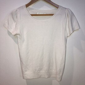 CECIL McBEE セシルマクビー 半袖 カットソー Cut and Sewn 【USED】【古着】【中古】10012158