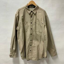L.L.Bean エルエルビーン ジャケット、ブレザー ジャケット、上着 シャツジャケット【USED】【古着】【中古】10012542