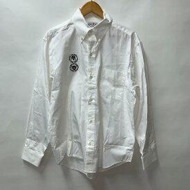 CAPTAINSANTA キャプテンサンタ 長袖 シャツ、ブラウス 刺繍【USED】【古着】【中古】10014646