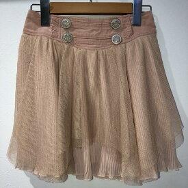 LIZ LISA リズリサ ミニスカート スカート Skirt Mini Skirt, Short Skirt【USED】【古着】【中古】10015010