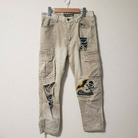 Candy Stripper キャンディストリッパー チノパン パンツ Pants, Trousers Chino Pants, Chinos ダメージパンツ【USED】【古着】【中古】10016826