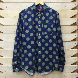 Supreme シュプリーム シャツ、ブラウス Big Dot Shirt 13A/W【USED】【古着】【中古】10017586