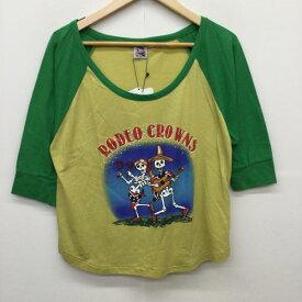 Rodeo Crowns ロデオクラウンズ Tシャツ Tシャツ【USED】【古着】【中古】10018753