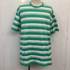 SWAGGER スワッガー Tシャツ ボーダー半袖Tシャツ【USED】【古着】【中古】10022299