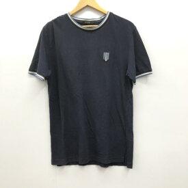 BURBERRY BLACK LABEL バーバリーブラックレーベル Tシャツ Tシャツ 半袖 無地【USED】【古着】【中古】10026075【rss200310】