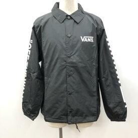 VANS バンズ ジャケット、上着 アウター ジャケット コーチジャケット VANS Sports Coach Jacket VA18FW-MJ09 タグ付き 【USED】【古着】【中古】10027527