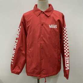 VANS バンズ ジャケット、上着 VA18FW-MJ09 コーチジャケット アウター タグ付【USED】【古着】【中古】10027579