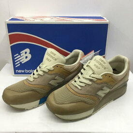 New Balance ニューバランス スニーカー スニーカー Sneakers NEW BALANCE vendor PREMIUM nonnative CM997HNN 27.5cm 箱有 タグ付き【USED】【古着】【中古】10028237