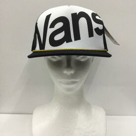 VANS バンズ キャップ 帽子 Cap VA17SS-MA07 メッシュキャップ タグ付【USED】【古着】【中古】10028473
