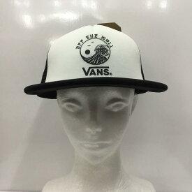 VANS バンズ キャップ 帽子 Cap VA18HS-MA04 メッシュキャップ タグ付【USED】【古着】【中古】10028493