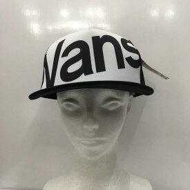 VANS バンズ キャップ 帽子 Cap VA17SS-MA07 メッシュキャップ タグ付【USED】【古着】【中古】10028495