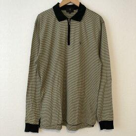 DUNHILL ダンヒル 長袖 ポロシャツ Polo Shirt 【USED】【古着】【中古】10033411