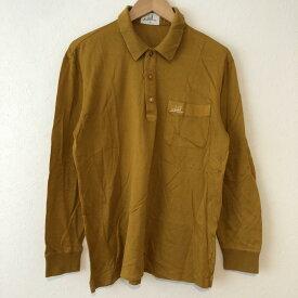 DUNHILL ダンヒル 長袖 ポロシャツ Polo Shirt 【USED】【古着】【中古】10033412