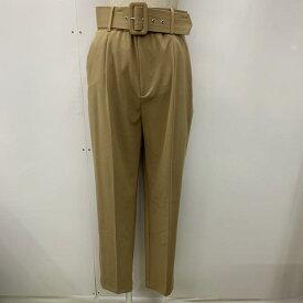 ZARA ザラ スラックス パンツ Pants, Trousers Slacks タグ付【USED】【古着】【中古】10034310