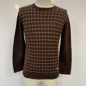 BURBERRY BLACK LABEL バーバリーブラックレーベル 長袖 ニット、セーター Knit, Sweater 【USED】【古着】【中古】10034576