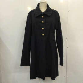 POLO JEANS COMPANY ポロジーンズカンパニー コート一般 コート Coat ナポレオンコート 無地【USED】【古着】【中古】10034769