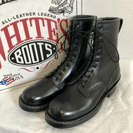 WHITE'S BOOTS ホワイツブーツ 一般 ブーツ Boots SMOKE JUMPER スモークジャンパー レースアップワークブーツ 375W【USED】【古着】【中古】10035508
