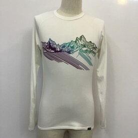 patagonia パタゴニア 長袖 Tシャツ T Shirt 【USED】【古着】【中古】10036192